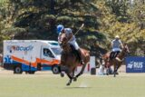 Acudir en la final del 127° Abierto de Polo RUS de Hurlingham Club